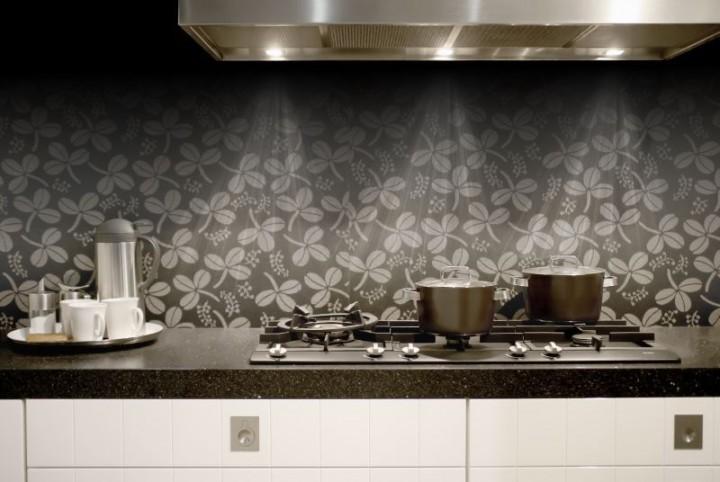 Zdjęcie Jak Wykończyć ścianę Nad Blatem Kuchennym