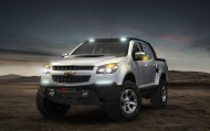 Chevrolet Colorado  Rally Fot. Chevrolet