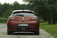 Renault Megane Coupe - tył