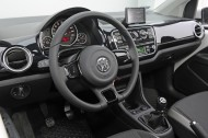 Volkswagen Up! kokpit