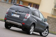 Chevrolet Captiva - tył