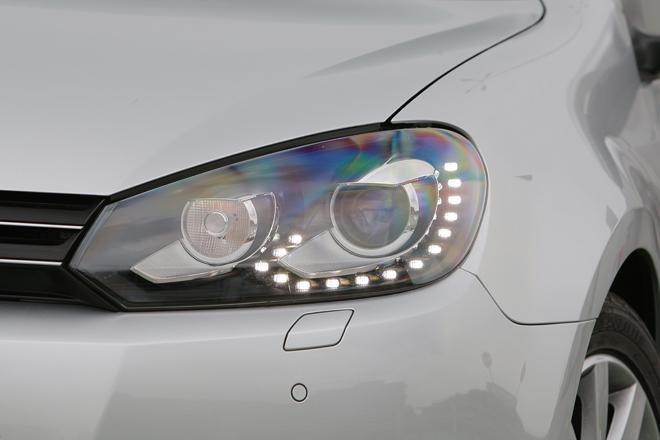 Volkswagen Zestawienie żarówek W Najpopularniejszych