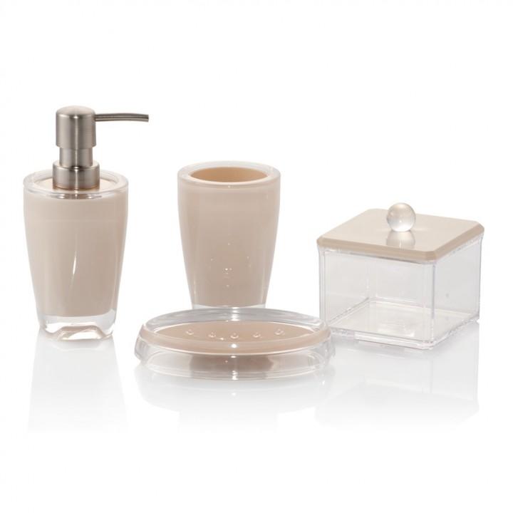 Eleganckie Akcesoria łazienkowe Foto Projektowanie