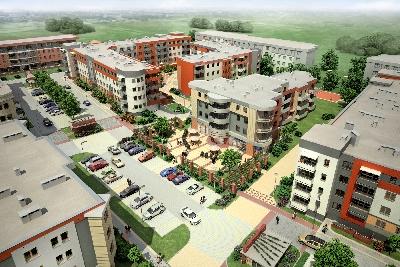 Proekologiczne rozwiązania w nowych osiedlach