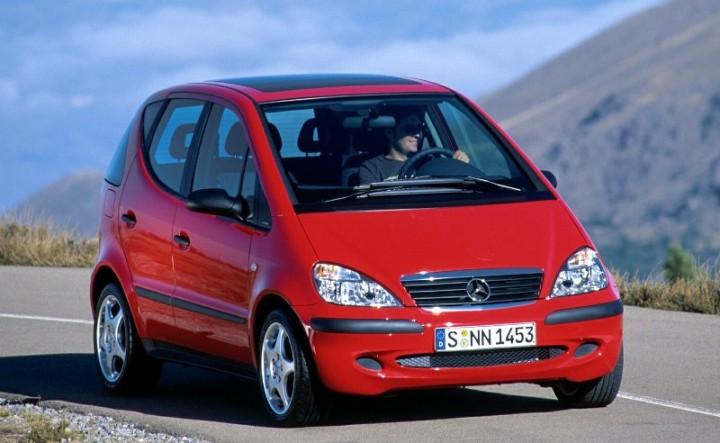 Świeże Używany Mercedes-Benz A-klasa W168: mało komfortowy i trudny w MA33