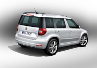 Skoda Yeti facelifting