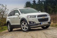 Chevrolet Captiva 2.2 184 KM