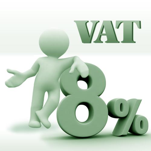 Jakie towary i usługi są opodatkowane stawką 8% VAT - Stawki VAT - VAT -  Infor.pl